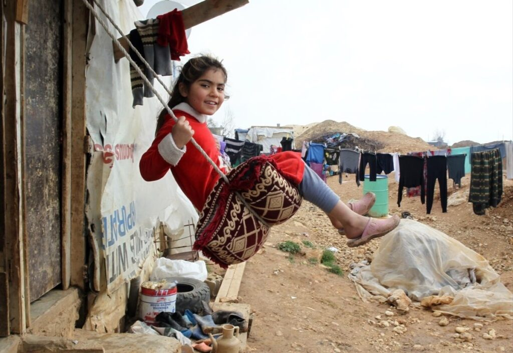 Covid Has Made The Situation Worse For Syrian Children