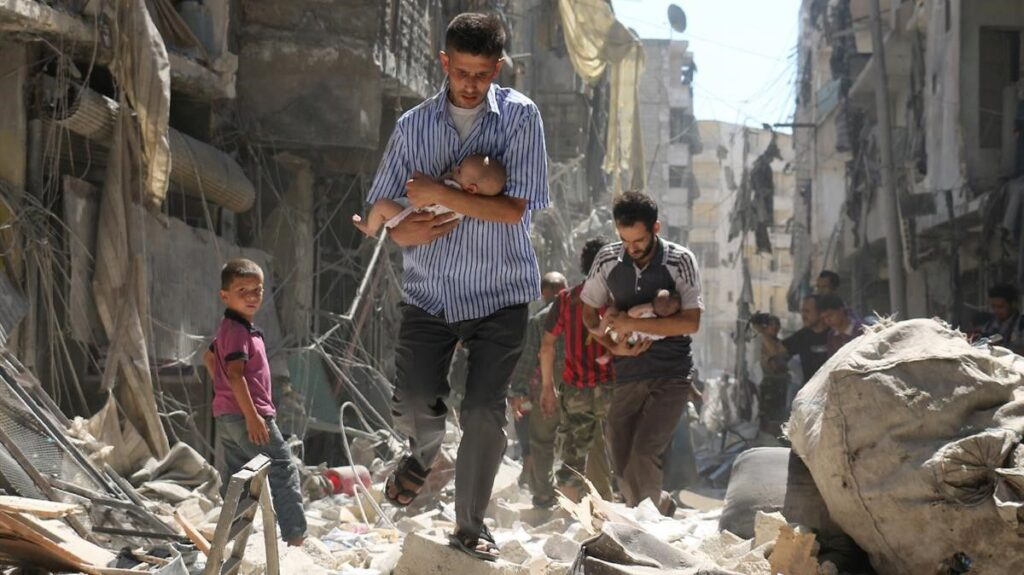International Community Pledges € 5.3 Billion In Humanitarian Aid To Syria