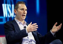 Andy Jassy, the new CEO of Amazon after Jeff Bezos.