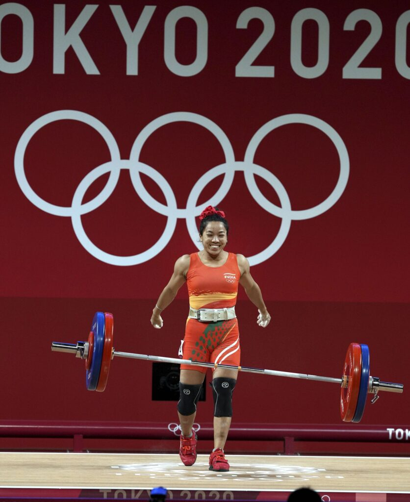 Olympic medallist Mirabai Chanu, All you need to know about her.