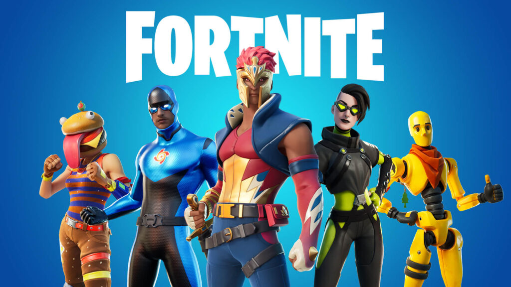 Fortnite Chapter 2 Season 7 Includes Gravity Gun, Grab-itron, and much more.