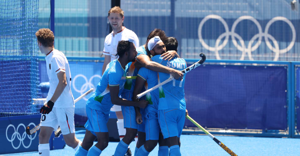 Indian Men's Hockey Team has Beaten Germany and Won Bronze Medal and Ended 41-Year Wait For Olympic Medal.