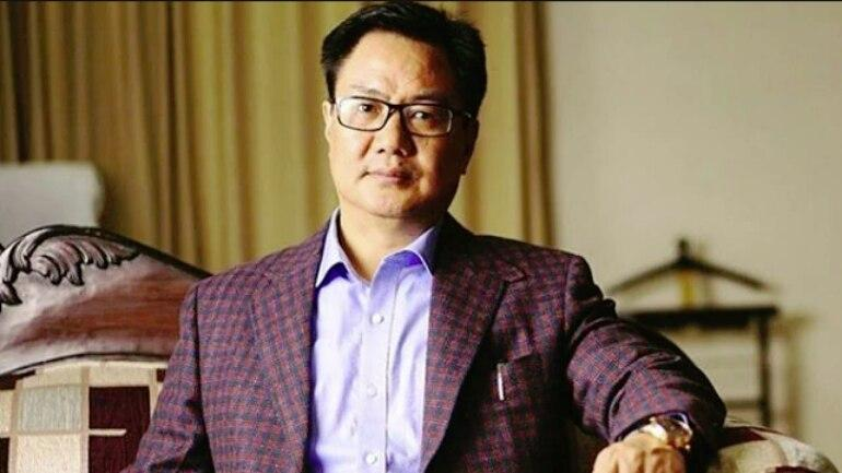 """Minister Kiren Rijiju Thanked PV Sindhu's Coach said """"Every Indian Knows You""""."""