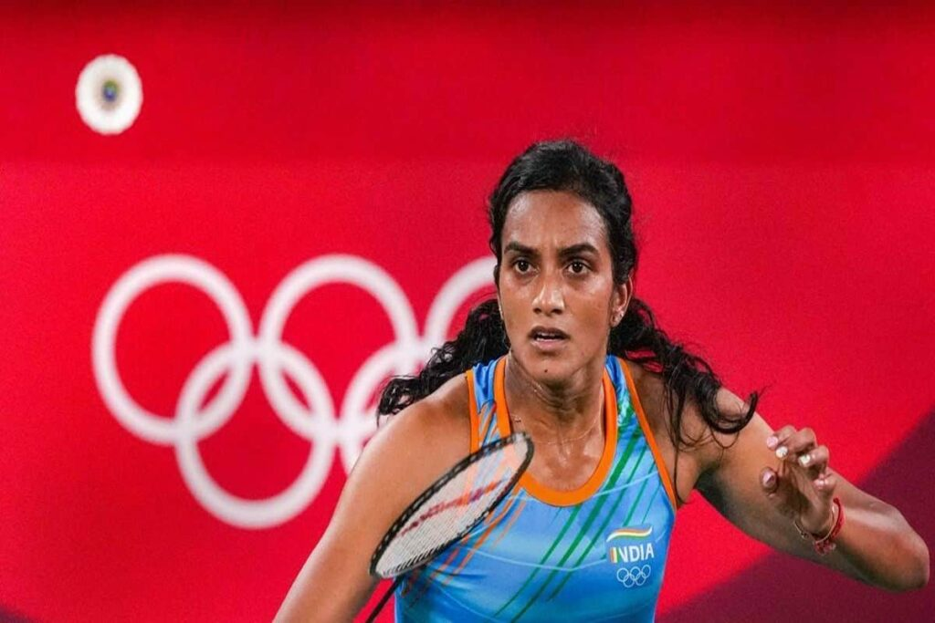 PV Sindhu from India managed for Bronze in Tokyo Olympics.