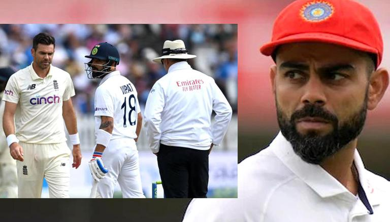 Virat Kohli and James Anderson engaged in verbal fight: This isn't your backyard'.