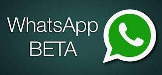 What's app Beta for Android got a color change.