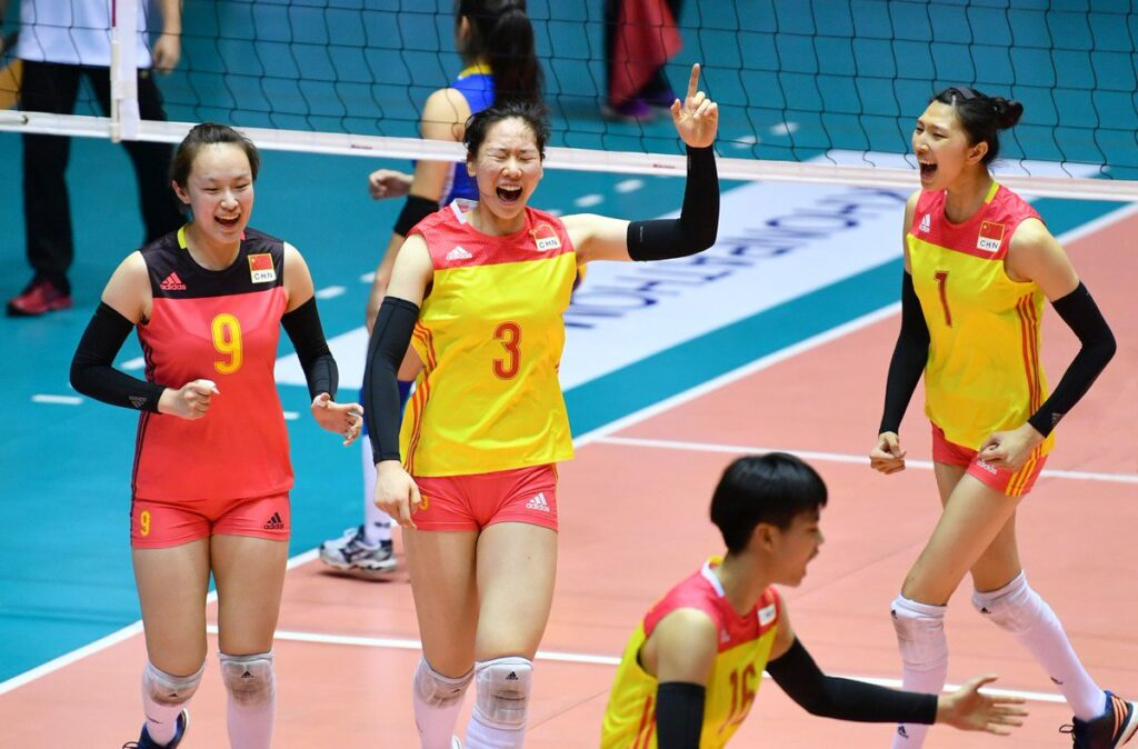 Asian Volleyball Championship: India has got Retribution over Bahrain.